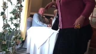 Drag Queen Drops in on Wedding