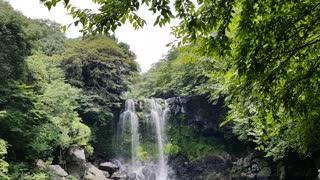 Summer waterfall appreciation - Korea tour
