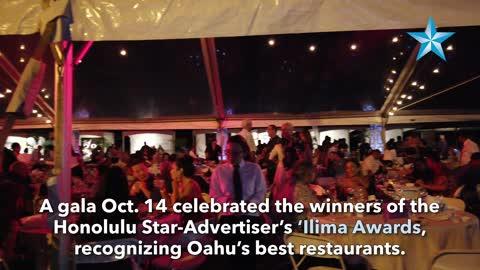 2019-2020 Honolulu Star-Advertiser 'Ilima Awards Gala at Diamond Head Theatre