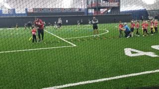 Bo Jackson flag 🏳 football 2021 practice 2