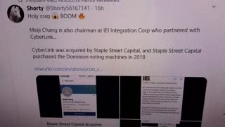 Alert: Dominion Owned & controlled By China