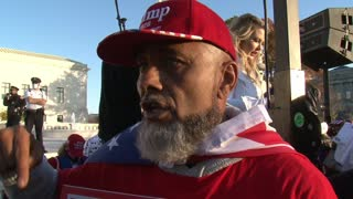 Lumbee Indians for Trump (Full Interview)