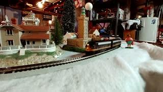 N scale Railroad