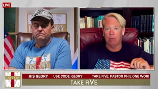 Take FiVe: Pastor Phil One World Government part 7