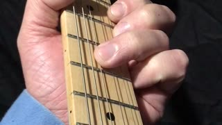Guitar Theory - Minor Pentatonic Scale - House Of The Rising Sun