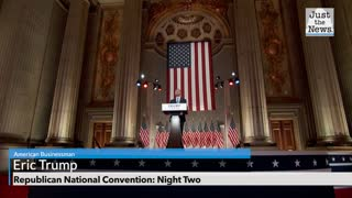 Republican National Convention, Eric Trump Full Remarks