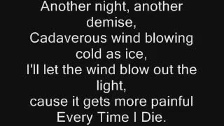 Children Of Bodom - Every time I die