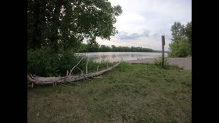 River near Dusk