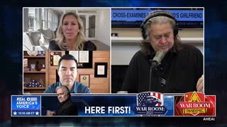 Marjorie Taylor Greene Met with President Trump on Border Security Bill