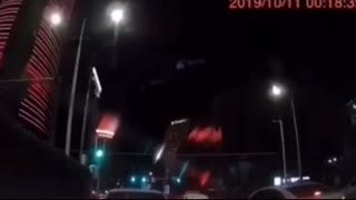 Viral: Meteor Crashing To Earth Lights Up Night Sky