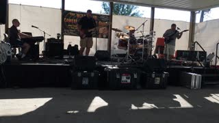Blue August - Lost @ Madison County Fair - July 15th 2017
