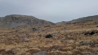 Rocky mountain wind