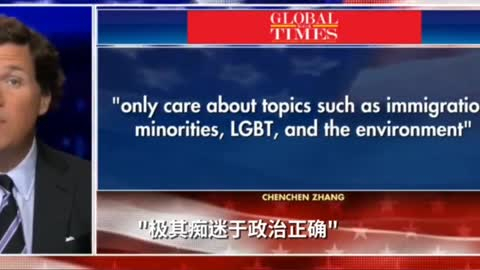 China has a word for liberals