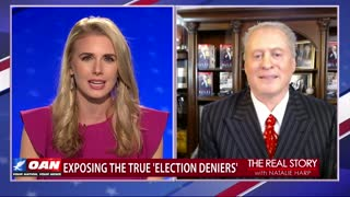 The Real Story - OAN Doubling Down on Election Deniers with Wayne Allyn Root
