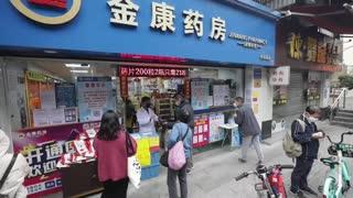 China sigue paralizada por el coronavirus