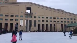 Skating day , amazing sport in Canada 🇨🇦