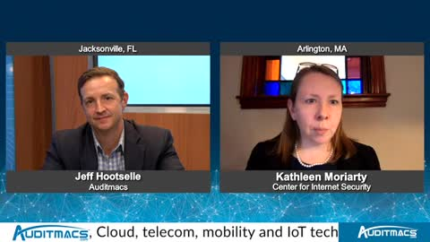 """""""Tech Talk USA"""" with Kathleen Moriarty from the Center for Internet Security"""