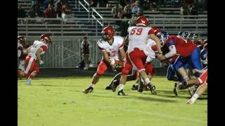 2016 Mercer County vs WJHS Game