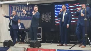 God Bless the USA LIVE from Brad Barton's We The People Reunion Event