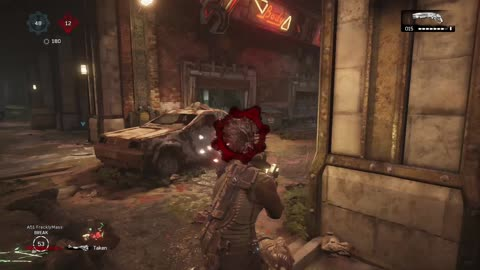 Gears of War 4 King of the Hill on Raven Down Full Match