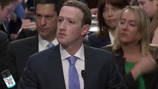 Funny and Awkward in front of US Congress Mark Zuckerberg