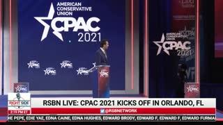 Charlie Kirk's amazing CPAC speech
