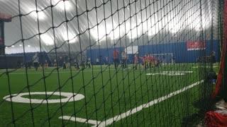 Bo Jackson flag 🏳 football 2021 practice 5