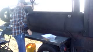 Eat! Drink! Smoke! Presents: Tommy Smoker's Big Rig Beef Brisket