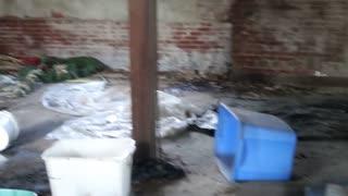 Water Damage!