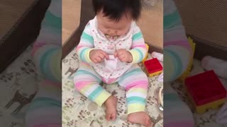 Baby's Funny Fails Video