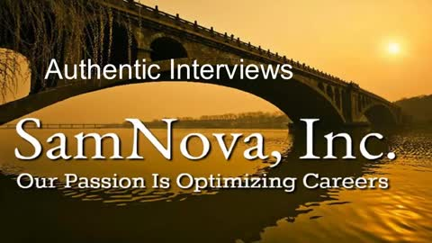 Optimize Your Career | Authentic Interviews