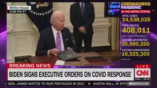 Biden SNAPS At Reporter After Receiving First Non-Softball Question