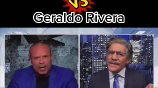 Dan Bongino vs. Geraldo Rivera on Border Crisis & Covid