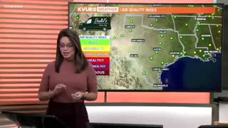 Texas Blackout - Weather Reporter Loses Power During Live Broadcast
