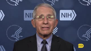 Fauci On Maskless Safety If Vaccinated