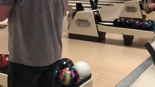 Dog Causes Disturbance During Bowling