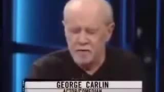 George Carlin breaks down the elections