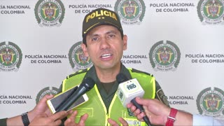 Un hombre usaba una máscara mientras vendía estupefacientes, en Bucaramanga