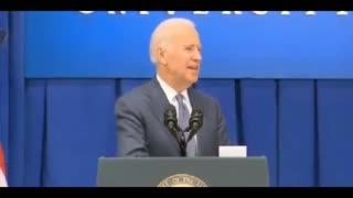 Joe Biden Calls Friend In Crowd His Butt Buddy