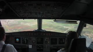 Amazing Land Scape From Plane Head Room