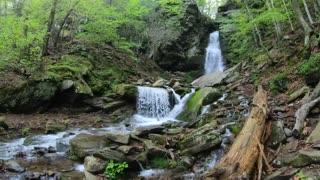 waterfall sullivan county