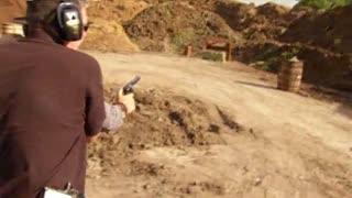 American Guns: Gun-Slinging Preacher
