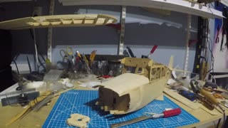 First RC model build Blog
