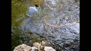 Under Water Gold Panning / DIY Dive Hookah