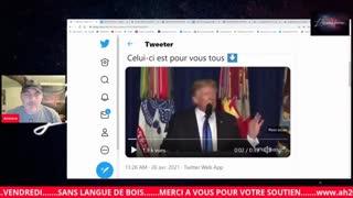 Alliance Humaine Trump et l'art de la guerre 26 avril 2021