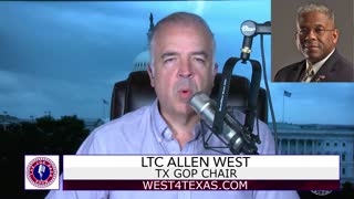 Allen West Lays Out a Strategy for Keeping Texas Red