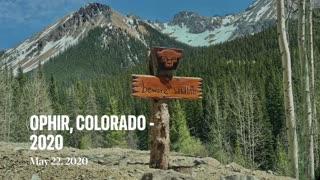 Ophir Colorado - 2020