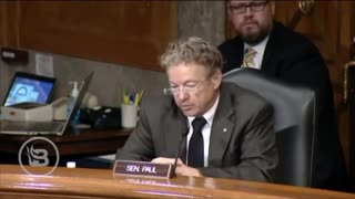 """Rand Paul SHREDS the """"Scientific Consensus"""" on COVID-19 As Democrats Squirm"""