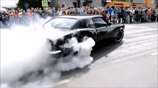 All-American Beauty Car Show (Burnouts&More)