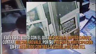 Imputan cargos a presunto vinculado en el atentado contra la Escuela de Cadetes